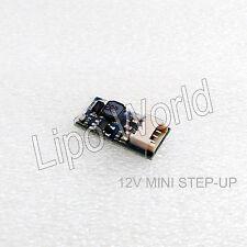 Mini Step-Up Spannungswandler IN 2,5-12V OUT 12V 1,4A Lipo Akku Modellbau DC DC