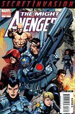 MIGHTY AVENGERS #13 1st Appearance Secret Warriors Variant Marvel Comics NM