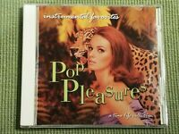 TIME LIFE MUSIC INSTRUMENTAL FAVORITES POP PLEASURES 24 TRACK CD