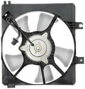 Fits: Mazda 626 1999-98 A/C Condenser Fan