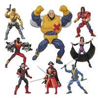 Marvel Legends Deadpool Wave3-Set of 7-STRONG GUY (BAF) X-Men vs. X-Force 2021