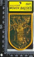 VINTAGE TIMBER CREEK NT BOABAB EMBROIDERED SOUVENIR PATCH WOVEN CLOTH SEW BADGE