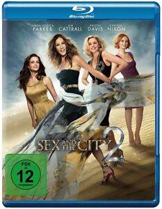 Sex and the City: Teil 2 [Blu-ray/NEU/OVP] Sarah Jessica Parker, Kim Cattrall