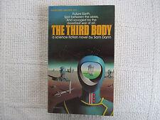 1979 The Third Body Sam Dann Popular Library 1st ed paperback VF