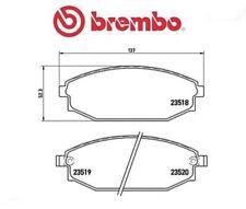 P54027 Kit pastiglie freno, Freno a disco (MARCA-BREMBO)