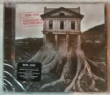 "THIS HOUSE IS NOT FOR SALE by BON JOVI (CD, 2016-USA-Island) BRAND NEW, ""SEALED"""