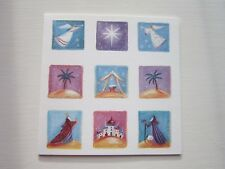 Pack of 10 High Quality Christmas Cards with Envelopes THE CHRISTMAS STORY