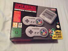 Nintendo Classic Mini: Super Nintendo Entertainment System (SNES) Brand New!
