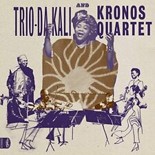 Trio Da Kali And Kronos Quartet - Ladilikan [CD]