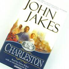 Charleston Abridged Audiobook Cassette John Jakes American Historical Fiction