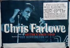 Chris Farlowe - Poster von 1993 RAR!!