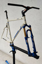 "XL - KHS Team ST 26"" Soft Tail MTB Bike - Rock Shock SID Titanium 1 1/8"" fork"