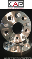 VW Volkswagen T5 (03-15) 5x120 - 20mm Alloy Hubcentric Wheel Spacers 1 Pair 65.1