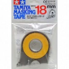 Tamiya Masking Tape 18mm With Dispenser - T87032