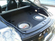 For a 06-12 Mitsubishi Eclipse - Custom Subwoofer Speaker Box Sub Enclosure
