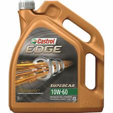 Castrol EDGE Supercar Engine Oil 10W-60 5 Litre