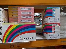 KASKAD A4 120 gsm carta colorata fotocopiatrice, 500 fogli, colori a scelta