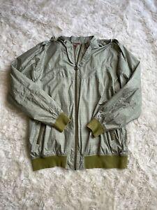 JORDAN Jumpman Green Full Zip Jacket XXL RARE B2