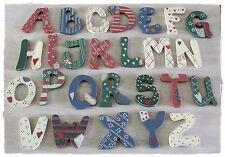 Buchstaben, Holzbuchstaben für Kinderzimmer & Co by Appletree  Motivauswahl