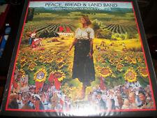 Peace, Bread & Land Band – Spirito - Politico Folk Rock 1969-78 - LP - 2007 - R
