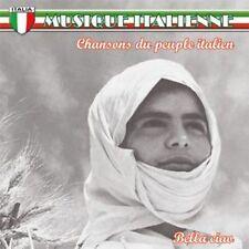 CD Musique italienne - Chansons du peuple italien