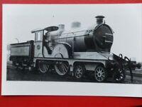 PHOTO  LNER EX GER  4-4-0 LOCO NO 1035