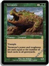4 PLAYED Ground Seal Green Odyssey Mtg Magic Rare 4x x4