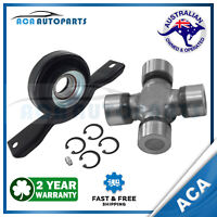 Centre Bearing 30MM ID + Universal Joint Kit For Ford Falcon BA BF 6cyl 02~9/06