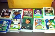Lot of Various Branded Baseball/Playing Cards; Topps, FLEER, Score, etc...