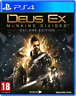 Deus Ex: Mankind Divided Day One Edition PS4 - Brand New & Sealed - Region Free!
