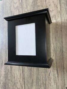 Cathy's Concepts Black Reception/Wedding Card Holder Photo Box