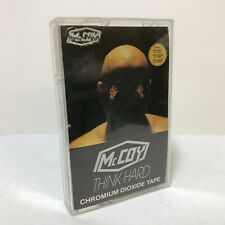 John McCoy Think Hard Chromium Dioxide Cassette Tape Attic Mausoleum CrO2 1984