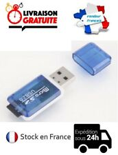 ADAPTATEUR LECTEUR CLE CARTE MICRO SD NEUF USB 2.0 480MBPS