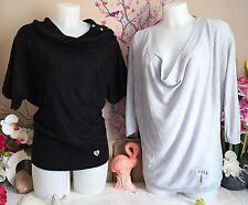 """Lot vêtements occasion femme - Pulls """" Jennyfer - Esprit  """" - T : 40 / 42"""