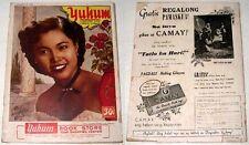 Philippine Iloilo YUHUM Magazine Reginita Borja 1952