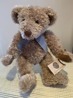 Limited Edition Russ, Vintage Collection, Apperley, Teddy Bear, New With Tags