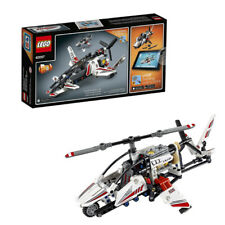 Lego Kit for Robotics Helicopter Technic Plane Building Sets Kids Boys Toy Gift