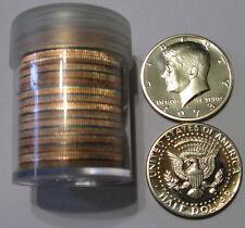 1973 S 50c Proof Kennedy Half Dollar Roll 20 Coins