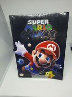 Super Mario Galaxy Nintendo -  Strategy Guide Premiere Edition, No Poster