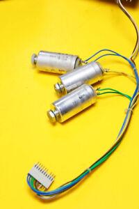 REVOX B77 MKI 2 Tracks MK II MOTOR Original Capacitors Condensadores CAP