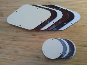 3 Ply Les Paul Backplate and Switch Cover Set for Gibson Les Paul Only