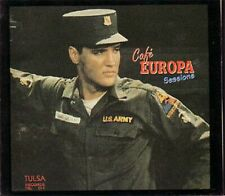 ELVIS CD CAFÉ EUROPA SESSIONS COMPLETE G.I.BLUES SESSIONS  5 CD SET