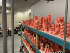 Venisondeer Processing Meat Spot Labelsstickers Day Glofluorescent 500roll