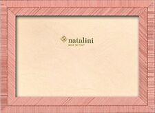 Natalini Biante Rosa, Cornice per Foto, in Legno/Vetro, Legno, Rosa, 21 X (X4Z)