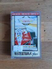 Continental CIRCUS- COMMODORE 64 -Mastertronic PLUS-tape+ Box