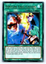Yu-Gi-Oh Fortune Lady passé rira-JP008 RARE Japonais x3