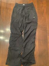 Ivivva Girls Black Long/Cropped Pants 8