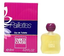 Miniature Mini Enrico Coveri Paillettes EDT 6ml Woman Travel Perfume