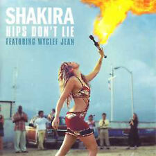 ★☆★ CD Single SHAKIRA Hips don't lie 2-track CARD SLEEVE ★☆★ NEW SEALED