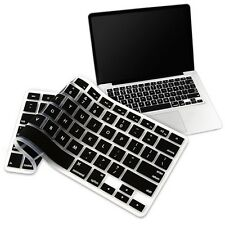"Silicone Keyboard Cover For Apple MacBook Pro 13"" 15"" 17"" Air 13 IMac"
